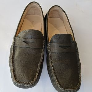 Cole Haan Olive Green Loafer 7B
